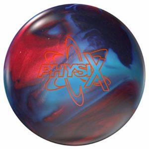 Storm PhysiX Boule de Bowling réactive pour débutants et Joueurs de Gymnastique – avec nettoyant de Balle EMAX 100 ML, 12 LBS