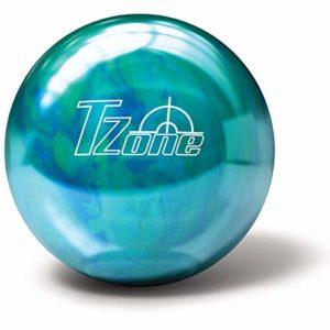 Brunswick Cosmic Boule de bowling en T Bleu caraïbes 6 lbs