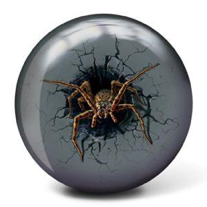 Brunswick Spider Viz-a-ball Boule de bowling