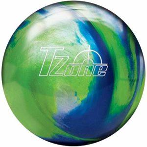 Brunswick TZone Arctic Blast Cosmic Ballon de Bowling, Ocean Reef, 12 LBS