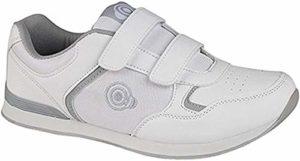 Dek Chaussures de bowling pour homme – Gris – gris, 36 2/3 EU