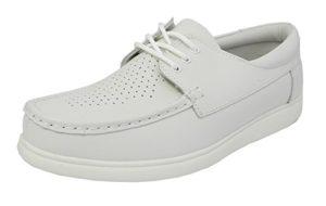 Dek Unisex Adults Crown Bowling Chaussure Blanc 7 UK / 40 EU