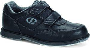 Dexter Chaussures de Bowling à Sangle en V pour Homme Noir 10,5