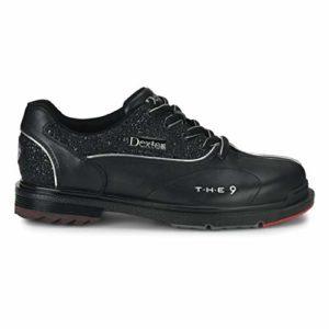 Dexter The 9 Black Jewel Chaussures de Bowling pour Femme, Femme, DP0001101M-085, Noir, 6.5 UK