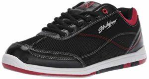 KR Strikeforce M-037–110Titan Chaussures de Bowling, Noir/Salsa, Taille 11
