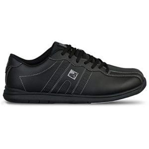 KR Strikeforce O.p.p Chaussures de Bowling pour Homme Noir, Homme, KRM045 095, Noir, Size 9.5