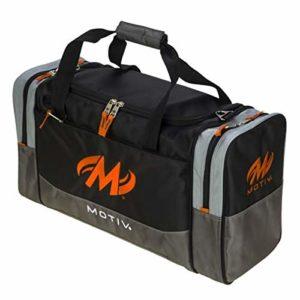 Motiv Shock Double Deluxe Sac fourre-tout de bowling Noir/orange