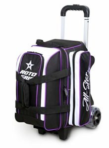 Roto-Grip All Star Sac de Bowling à roulettes Violet