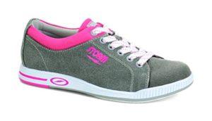 Storm Meadow Chaussures de Bowling, Homme, SP5147 080, Gris/Rose, 8.0