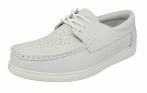 Dek Unisex Adults Crown Bowling Chaussure Blanc 10 UK / 44 EU