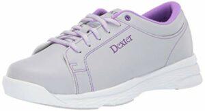 Dexter Raquel V Ice Chaussures de Bowling Larges pour Femme Violet, Femme, Ice/Violet, 10