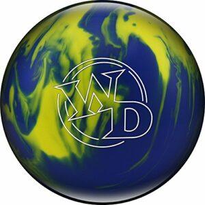 Blanc Dot de bowling Ball- Wolverine, Columbia 300 White Dot Wolverine, bleu/jaune
