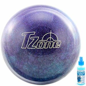 Bowling Lot de 8 balles de bowling Brunswick TZone Deep Space Ball Cleaner