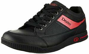 Dexter Drew Chaussures de Bowling pour Homme Noir/Rouge 10