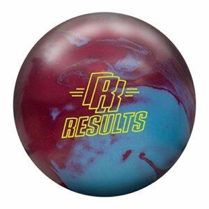 Radical Bowling Products Radical Results Balle de bowling unisexe Rouge/bleu 6,4 kg