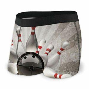 WINCR Boule de bowling Sport Vintage – Noir – M