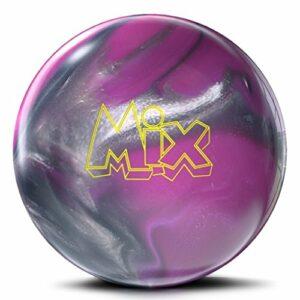 Storm Mix Violet/Argent, Mix Urethane Bowling Ball- Purple/Silver Pearl, Purple/Silver Pearl, 12