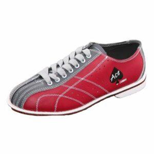 Bowlerstore Bshs2001s06Homme Cobra Rental Chaussures de Bowling (71/2m US, Rouge/Gris), 1/2US M