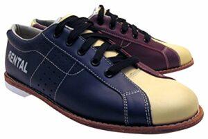Bowlerstore Bsstclarentplusm1s08pour Homme Classic Plus Rental Chaussures de Bowling (10m US, Bleu/Rouge/crème), 10US M