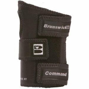 Brunswick Command Gant de Poignet pour Bowling Noir Noir XL/gaucher