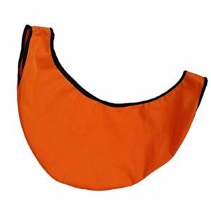 SM SunniMix Sac de Balançoire Boule de Bowling de Haute Qualité | Serviette Nettoyante/Polisseuse de Qualité Supérieure See Saw – Orange, 50X23cm