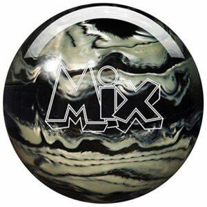 Storm Mix en uréthane Boule de Bowling, BBPTXI15, Noir/Blanc, 6,8 kg
