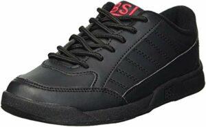 BSI Basic #533 Chaussures de Bowling pour garçon, Fille, 00533-1.0, Noir, 1 UK Child