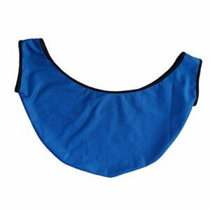 Hellery Sac de Transport de Boule de Bowling Protable Porte-Boule de Bowling Anti-poussière 55 X 23 Cm – Bleu, 50x23cm