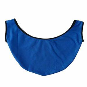 lahomia 1 Sac de Rangement pour Boule de Bowling, Fonctionne Très Bien avec Un Sac de Nettoyage de Bowling – Bleu, 50x23cm