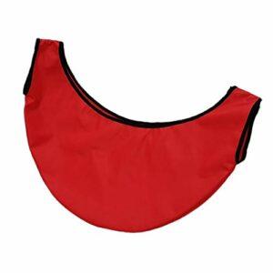 lahomia Sac de Transport de Boule de Bowling Portable Porte-Boule de Bowling étanche – Rouge, 50X23cm