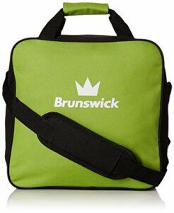 Brunswick TZone Sac de Bowling, Citron Vert