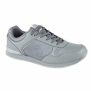 DEK Jack – Chaussures de Bowling – Homme (37) (Gris)