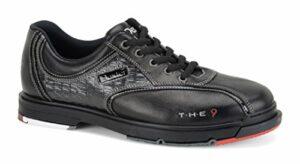 Dexter The 9 Wide Chaussures de Bowling – – Noir, 46 EU