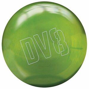 DV8Poly Boule de Bowling, Slime Green