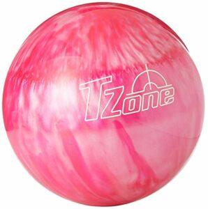 Brunswick Boule de Bowling TZone, Homme, 60105299966, Rose, 6s LB LB
