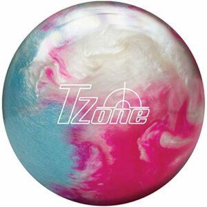 Brunswick TZone Cosmic Balle de bowling dans toutes les couleurs (flash givré, 12 lbs)