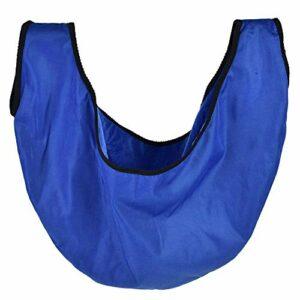 Alvinlite Sac de Boule de Bowling, Pochette de Boule de Bowling Portable pour équipement de Gymnastique(S2-Bleu)