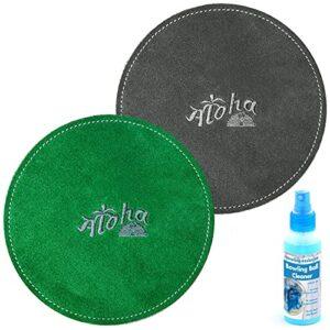 bowling-exclusive Aloha Reactive Pad Nettoyant pour boules de bowling 50 ml Gris
