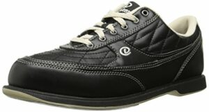 Dexter Turbo II Chaussures de Bowling Larges pour Homme Noir Noir/Kaki US 7, UK 5.5