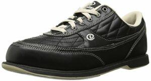 Dexter Turbo II Chaussures de Bowling Larges pour Homme Noir Noir/Kaki US 7.5, UK 6