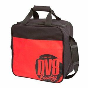 DV8Freestyle Sac de Bowling Simple, Rouge