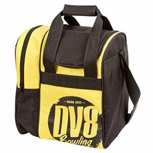 DV8Tactic Sac de Bowling Simple, Jaune
