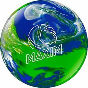 Ebonite Maxim Boule de Bowling, 029744495101, Cool Water, 10-Pound