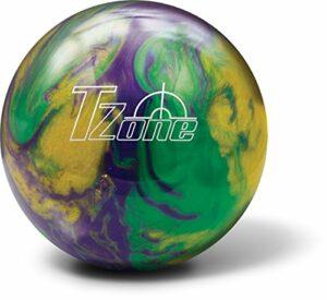 Brunswick Boule de Bowling de Bowling Zone T Cosmic–Mardi Gras