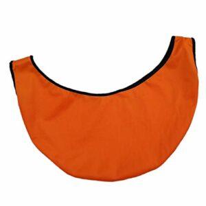 Colcolo Sac de Transport de Boule de Bowling Support de Microfibre de Serviette de de Mer Imperméable – Orange, 50X23cm