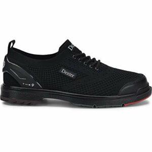 Dexter The 9 St Black Chaussures de Bowling pour Homme, Homme, DP00009012W-115, Noir, 11.5 UK