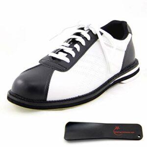 DV8 Tactic White Chaussures de bowling pour femme avec chausse-pied – Blanc – Blanc., 41 EU
