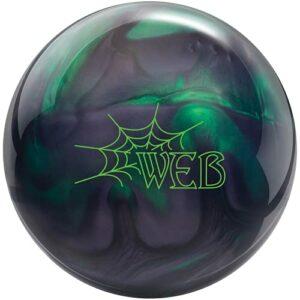 Hammer Bowling Products Web Pearl Boule de bowling Jade/fumée 6,8 kg