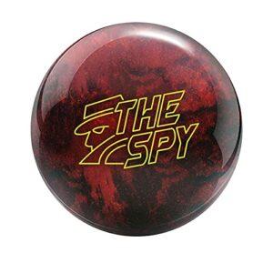 Radical Bowling Products The Spy Boule de bowling Rouge/noir Taille 15