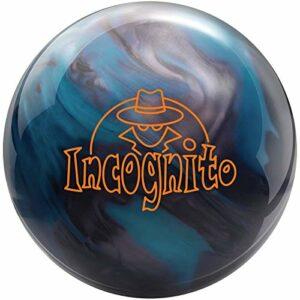 Radical Incognito Pearl Boule de bowling Bleu/chromé 14
